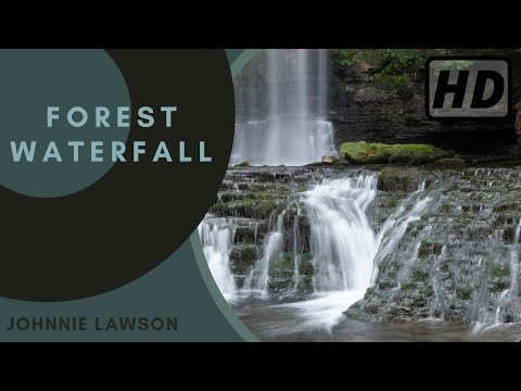 Relaxing Nature Sounds for Meditation Sleeping Study Relaxation Birdsong Waterfall Sound of Water
