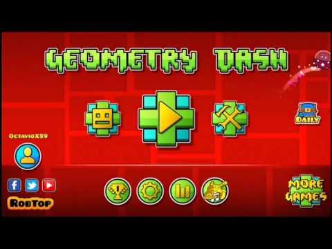 Hack Para Geometry Dash 2.1|Android|Descarga Mediafire.