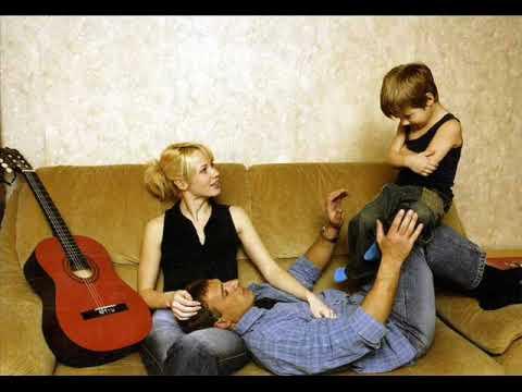 Александр Дедюшко и его семья
