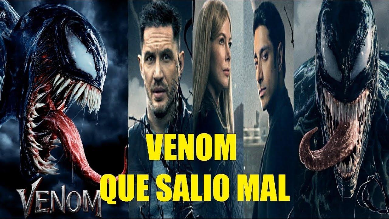 Ver Venom La Pelicula 2018 Que Salio Mal y Curiosidades en Español