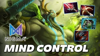 Mind Control Nature's Prophet - NIGMA vs FIGHTING PANDAS - Dota 2 WePlay! Bukovel