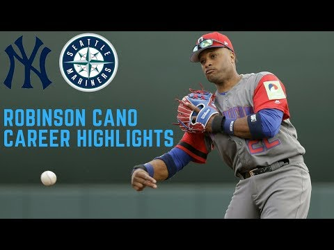ROBINSON CANO CAREER HIGHLIGHTS - WASSUP
