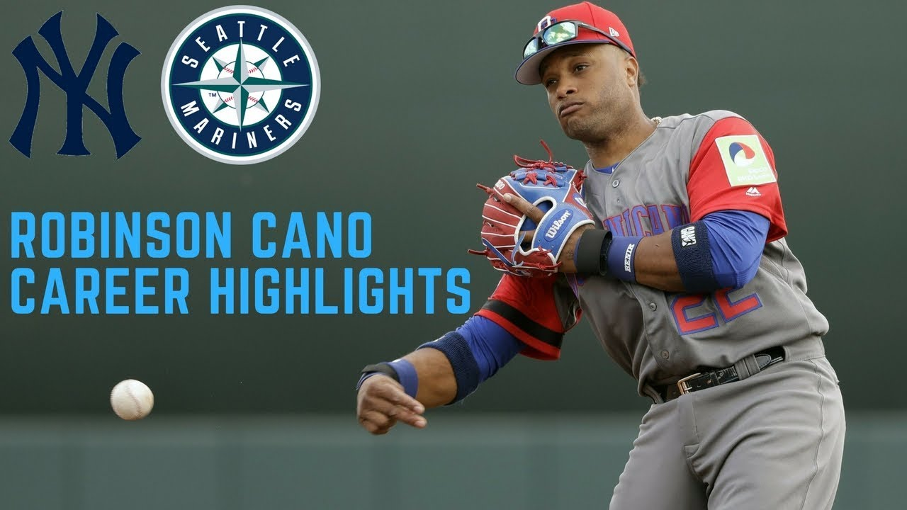 ROBINSON CANO CAREER HIGHLIGHTS ...