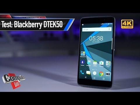 Blackberry DTEK50 im Test: Ist Android endlich sicher?