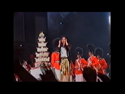 Michael Jackson - History Tour live in Copenhagen - 29 August 1997