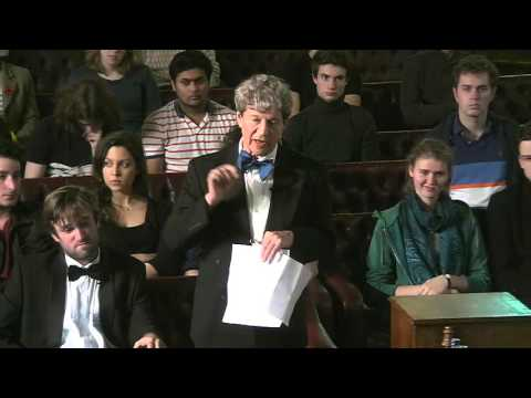 This House Would Design Its Own Baby | Cambridge Union