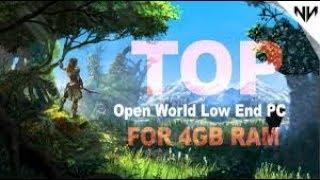 top 5 best low pc games 4gb ram best graphic adventure