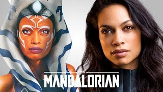 Disney Ly Confirms Ahsoka Will Be In The Mandalorian - More Details
