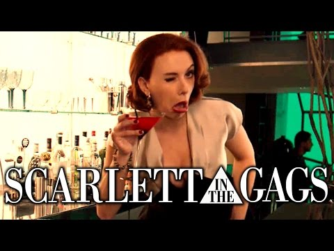 Scarlett In The Gags