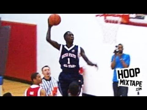 Stanford Robinson Sick Coast 2 Coast Drive! Top 5 Plays From The Capital Classic!