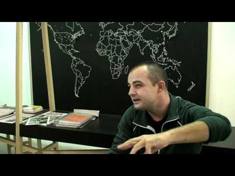 Interview of Romanian-Dutch artist Tudor Bratu, initiator of AiR Bucharest