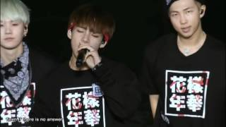BTS For You HYYH PT2 JAPAN ON STAGE