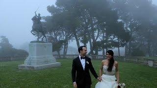 Shirin + Michael Extended Highlight Film // Legion of Honor Wedding Video // San Francisco, CA