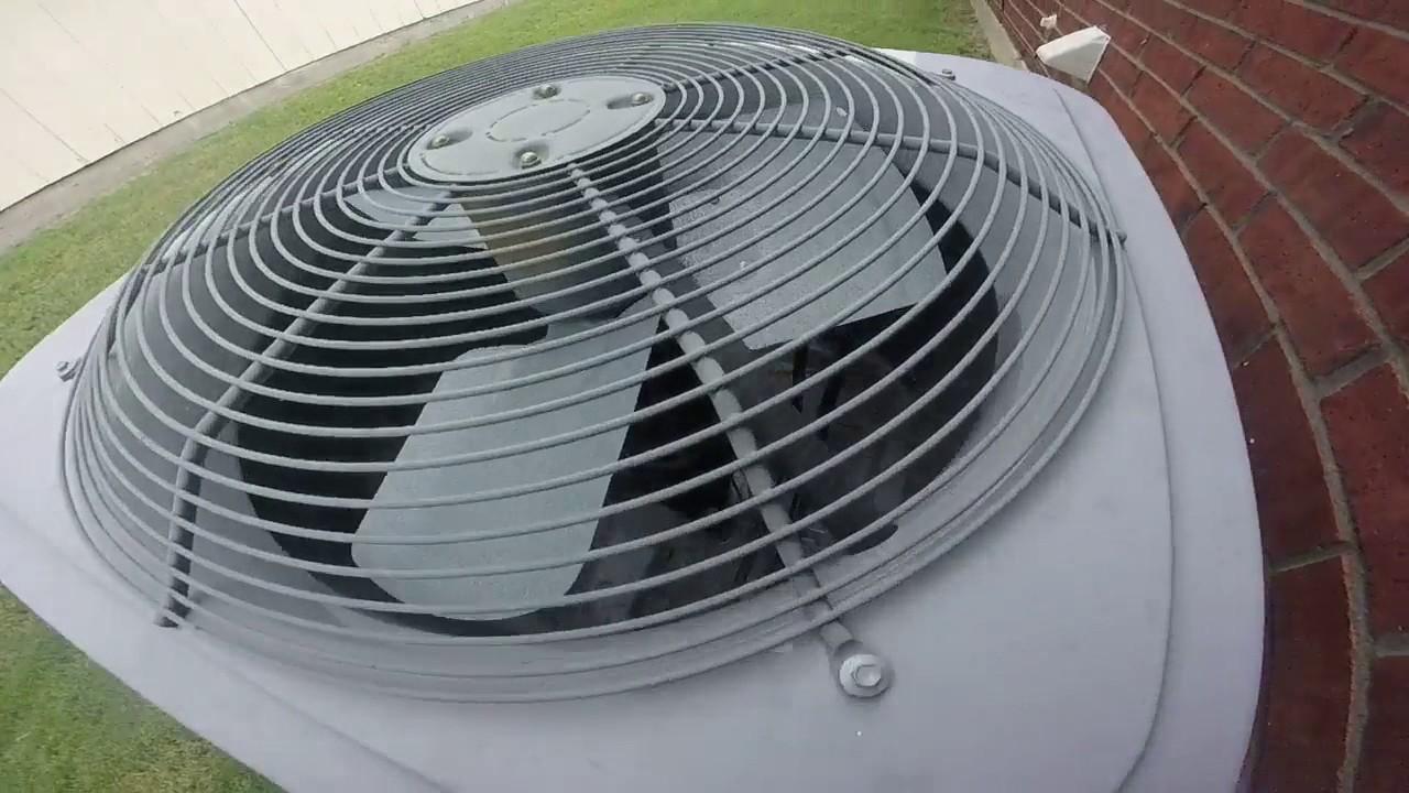 kenmore central air conditioner. 2011 kenmore 3 ton central air conditioner (read description) n