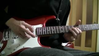 【平原綾香】孤独の向こう(2009 LIVE ver.) ギターソロ 『弾いてみた』