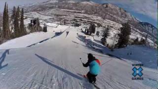 Видео GoPro HD - зимние виды спорта (MIK Ukraine)