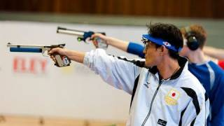 Finals 10m Air Pistol Men - ISSF World Cup Series 2011, Combined Stage 2, Sydney (AUS)