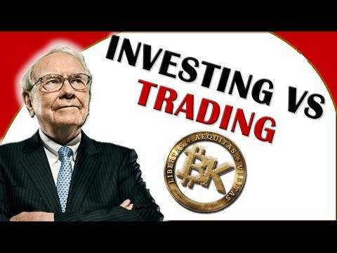 TRADING VS INVESTING!! | Cryptocurrency Analysis JUNE 7 2017 | Bitcoin Price 2805 USD | Ethereum