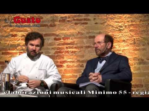 GUSTO channel: Gusto in Scena 2014 la cucina dei senza * Carlo Cracco ed Heinz Beck