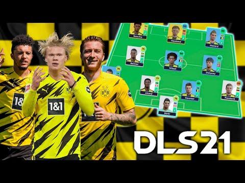 tai game hack dream league soccer 2016 - 🔥BẤT NGỜ - Đội hình Borussia Dortmund xuất hiện trong Dream League Soccer 2021