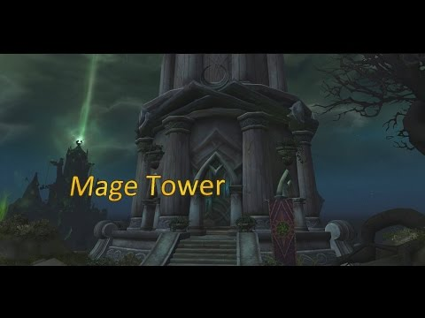 Mage Tower Challenge Disc Priest - Mage Tower Challenge Disc Priest