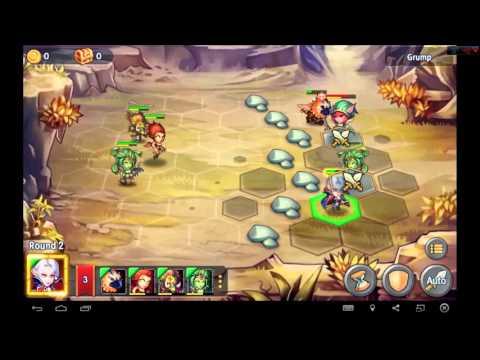 Heroes Tactics Heroic