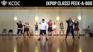 [KPOP Dance Class] Red Velvet - Peekaboo