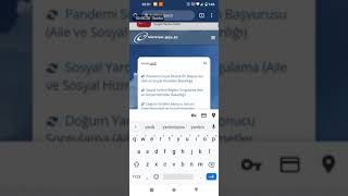 E-DEVLET SOSYAL YARDIM ÖDEMESİ SORGULAMA NASIL YAPILIR
