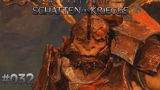 Mittelerde: Schatten des Krieges #032 - Stahlbart - Let's Play Mittelerde Deutsch / German
