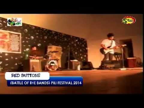BATTLE OF THE BANDS (Part 1) - PILI FESTIVAL 2014