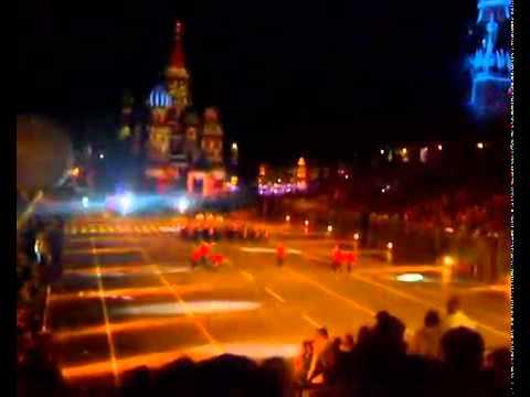 Michael Jacksons songs at the Festival of military music Spasskaya Bashnya in Russia Песни Майкла Джексона на Военно музыкальном фестивале Спасская башня