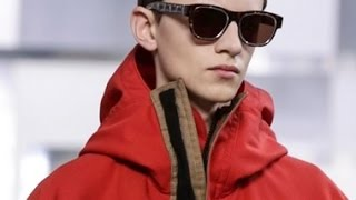 louis vuitton   fall winter 2015 2016 full fashion show   menswear   exclusive