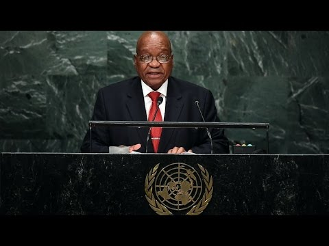 South Africa: Jacob Zuma drops bid to block corruption report