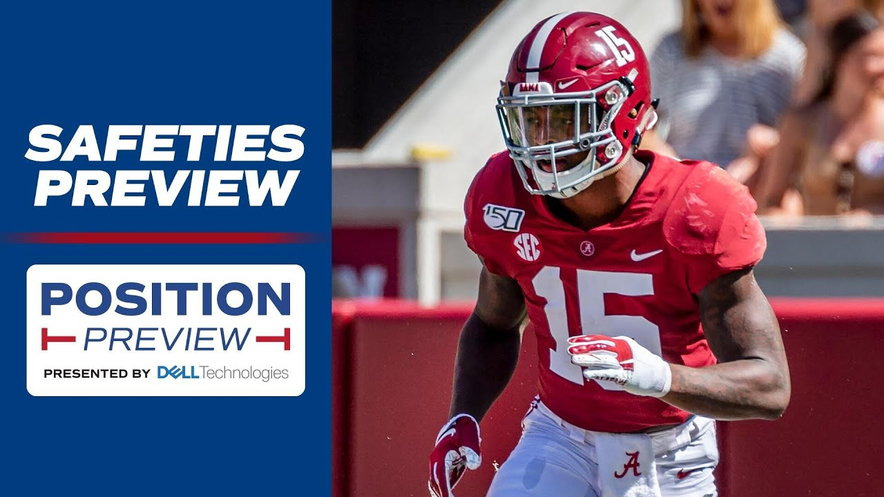 2020 Position Preview: Safeties | New York Giants