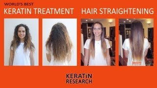 Formaldehyde Free Keratin Hair Treatment How to, Amazing Inverto believe it 2 hours transormation