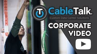 CableTalk Systems Inc. | Custom Data Center Solutions