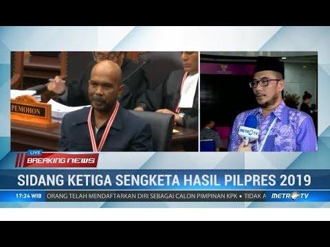 KPU: Keterangan 3 Saksi Prabowo Tidak Relevan
