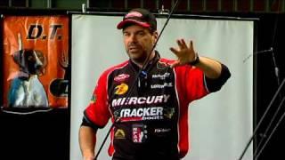 Keith Kavajecz Fishing Seminar - Post Spawn Trolling
