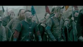 Викинги Vikings 2013 2016  Русский трейлер вторая половина 4 сезона 1080p