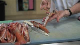 Paul Rankin, Mourne Seafood Cookery School, Kilkeel