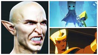 ИГРОНОВОСТИ Новые игры с Opening Night Live - Dragon Age 4, Little Nightmares 2, Aragami 2, Pharaoh