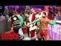 Alexander, Ali & Tozawa vs. Amore, Gulak & Daivari - Six-Man Tag Street Fight: Raw, Dec. 25, 2017