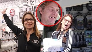 SHOPPING WITH A HOLLYWOOD ACTRESS!!