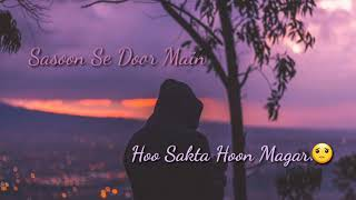 Main Hoon Hero Tera(Sad version) - Armaan Malik | Whatsapp Status | DUKE CREATIONS