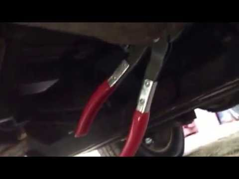 Harbor Freight/Autozone muffler & exhaust cutting tool review