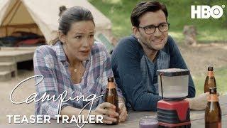 Camping (2018) Teaser Trailer ft. Jennifer Garner | HBO