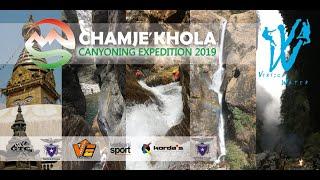 NEPAL Chamje Khola trailer The Italian Job