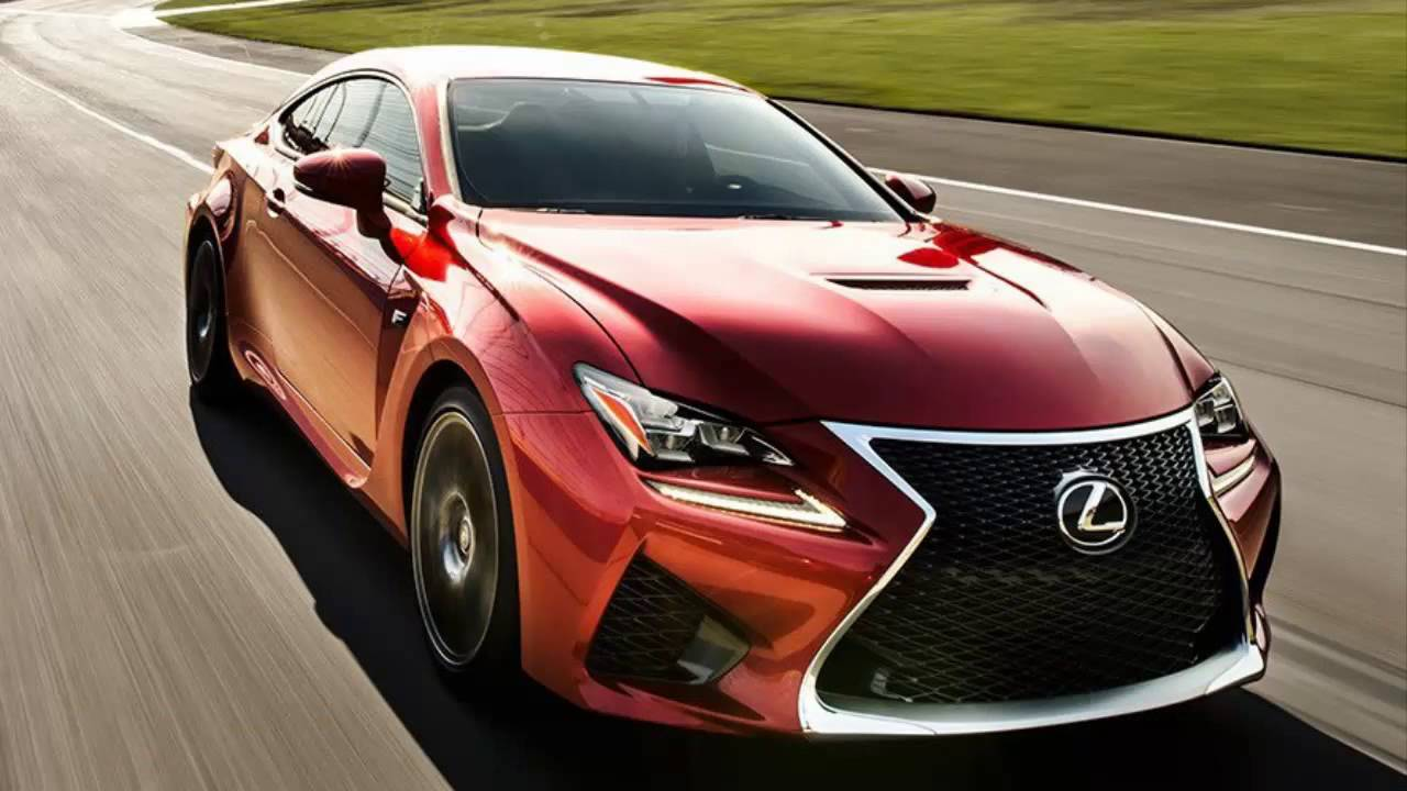 2016 lexus rc f track test youtube. Black Bedroom Furniture Sets. Home Design Ideas