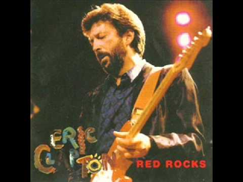 ERIC CLAPTON 05 DOUBLE TROUBLE LIVE  RED ROCK  1983