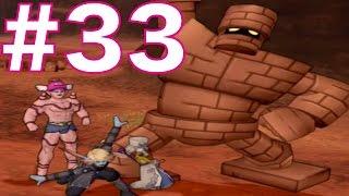 【ドラクエ10実況#33(オンライン)】道具使いに転職でゴーレムを仲間に!勇者ヒカルと雑用タカと能筋まえすのアストルティア冒険記【ドラゴンクエスト10・3DS版】